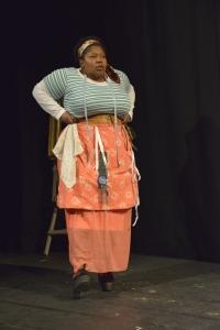Natasha Magigi as Sandra