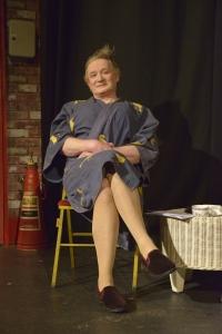 Steve Nallon as Roy Barraclogh - Cissie