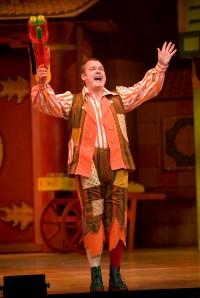 Aladdin Pantomime at Venue Cymru 2011