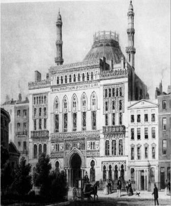 Alhambra 1860 Exterior
