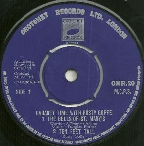 Rusty Goffe Vinyl3