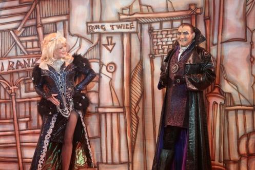 4th December 2014  Aladdin, Hull New Theatre