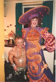 Rusty & Freddie Aladdin
